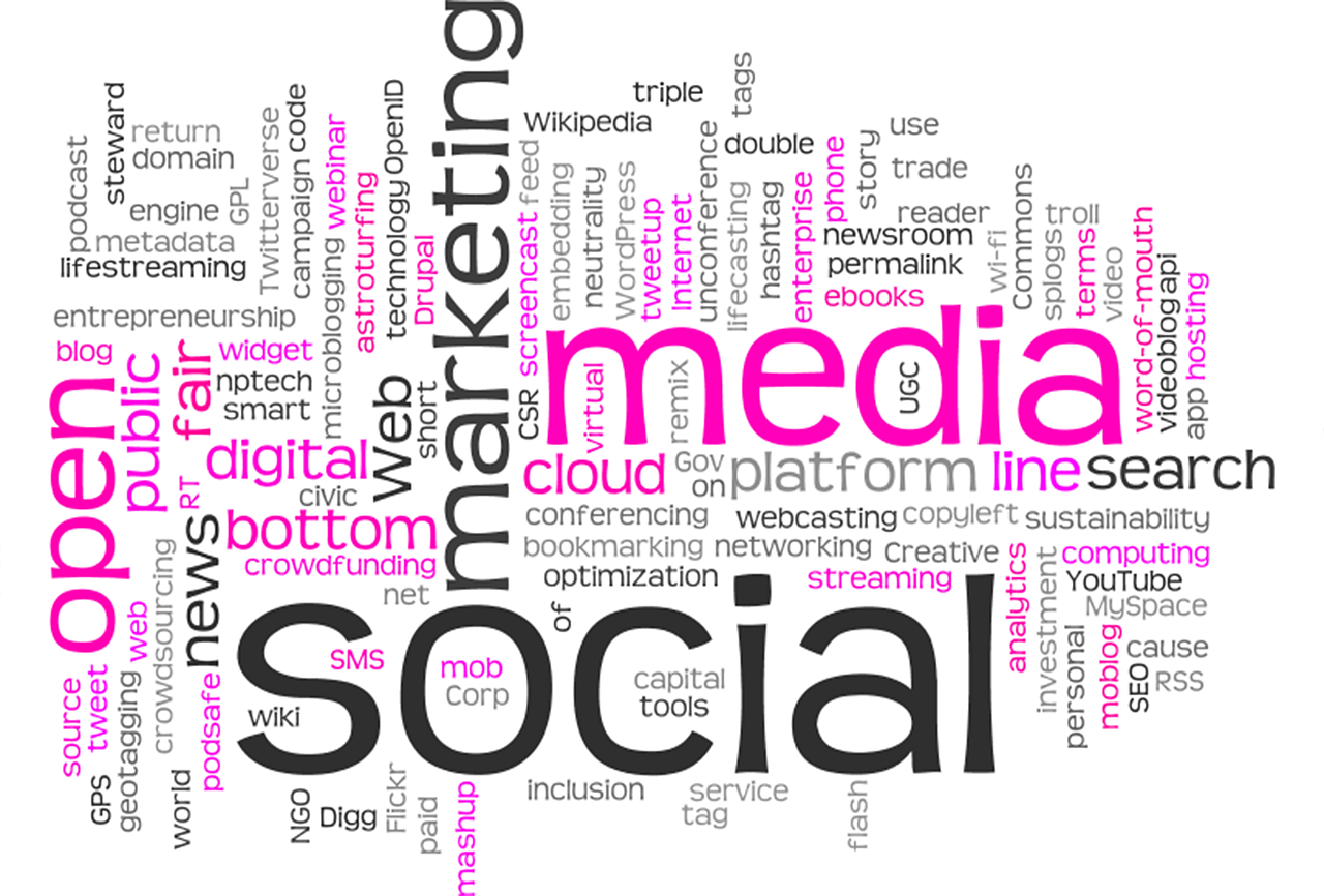 image pubblicità social media