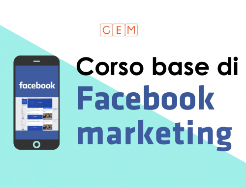Corso base di Facebook marketing
