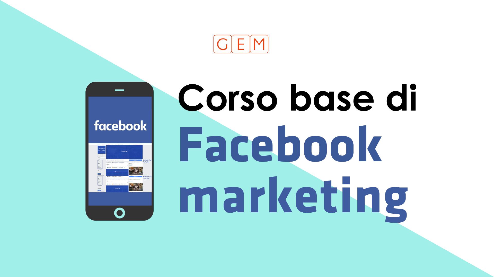 corso facebook marketing cuneo