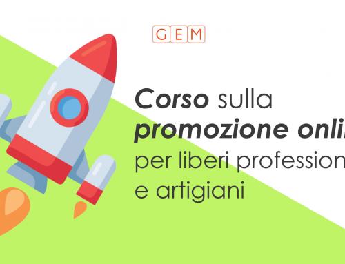 Corso sulla promozione online per liberi professionisti e artigiani