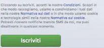 aspetti legali facebook