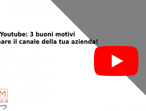 Youtube: 3 buoni motivi per creare il canale della tua azienda! (+video)