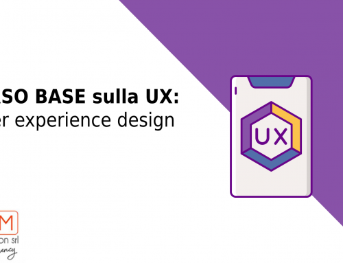 Corso base di UX: user experience design