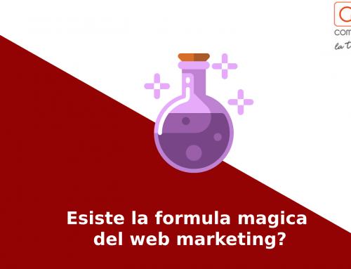 Esiste la formula magica del web marketing?